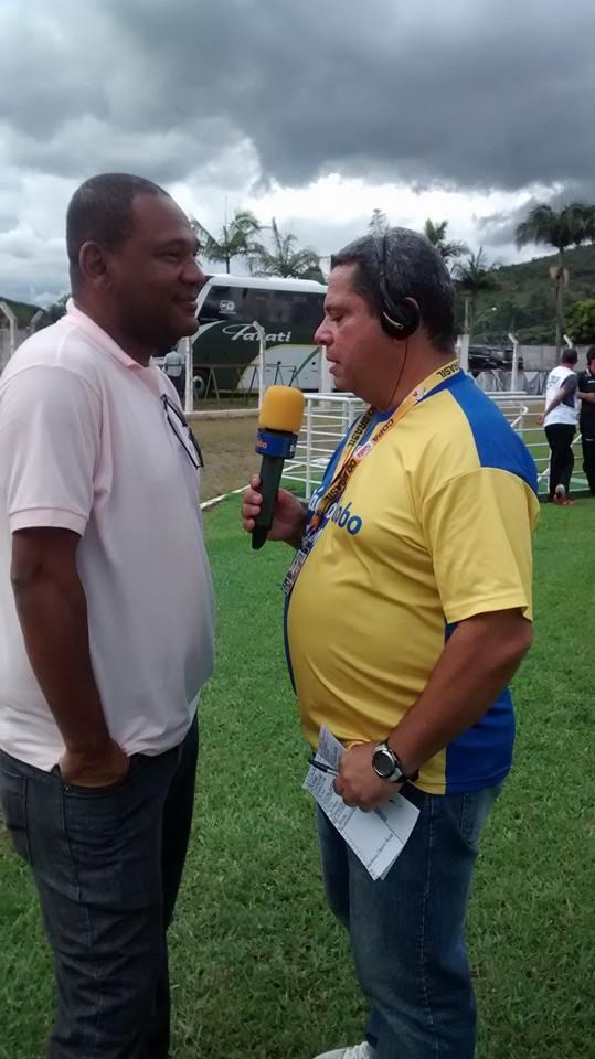 Cloves Santos afirma que o Tupi irá reclamar da arbitragem na Federação Mineira de Futebol. (Foto: Ricardo Wagner)