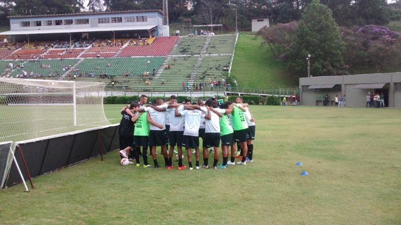 Equipe juizforana mostrou união em momento mais difícil da temporada