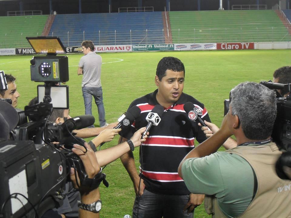 Leston Jr confirma ao Toque de Bola que estava sem clube desde que deixou o Madureira ao final da temporada 2014