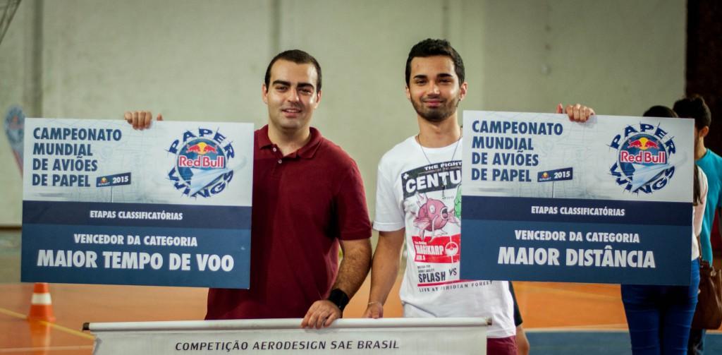 Aviões de papel: estudantes da UFJF são classificados para etapa nacional de competição