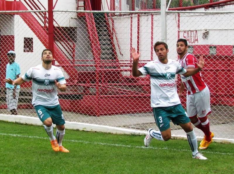 Caldense do zagueiro ex-Tupi, Marcelinho, tem vantagem no mata-mata do Mineiro