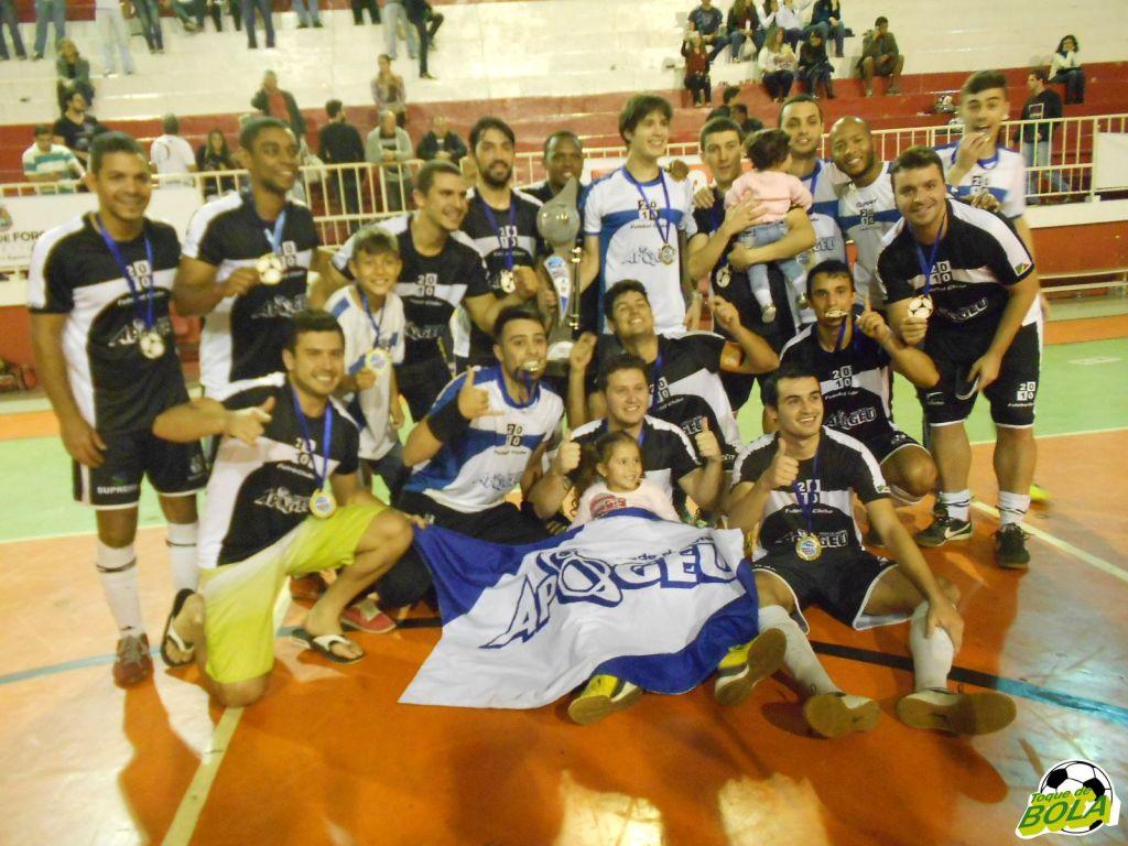 2010/Apogeu é o campeão adulto da Copa Prefeitura Bahamas 2015