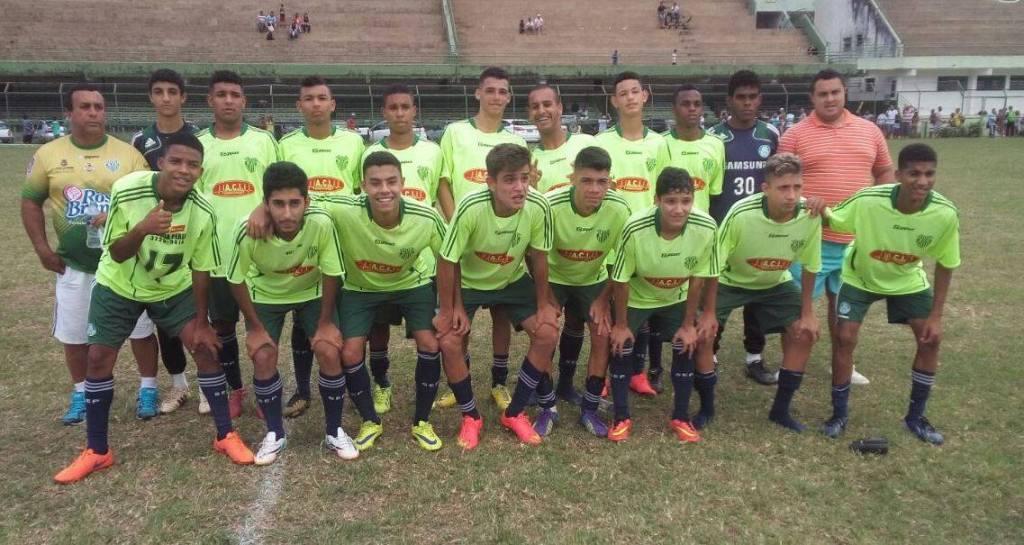 Bonsucesso/ACI: campeão da categoria juvenil  (sub-17)  da Liga de Futebol de Juiz de Fora