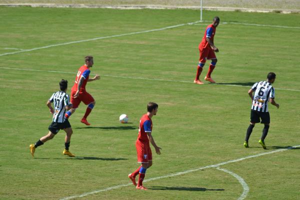 Guaratinguetá ainda não venceu na Série C (Foto: Filipe Rodrigues)