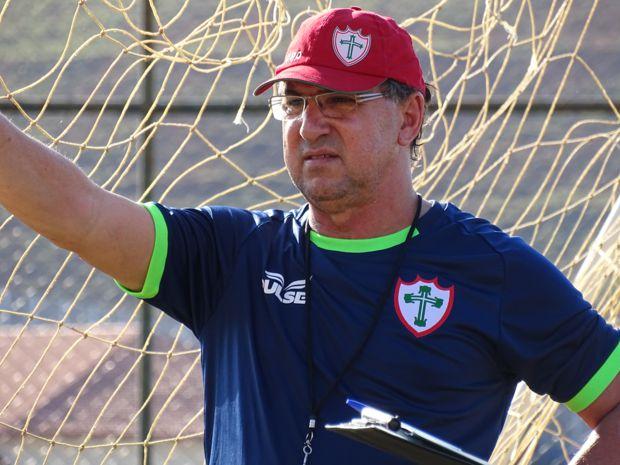 Estevam Soares assumiu a Lusa na sexta roda (Foto: Silvan Alves)