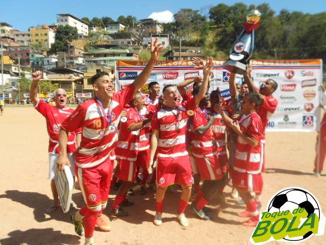 América do Progresso campeão da Supercopa dos Campeões 2015