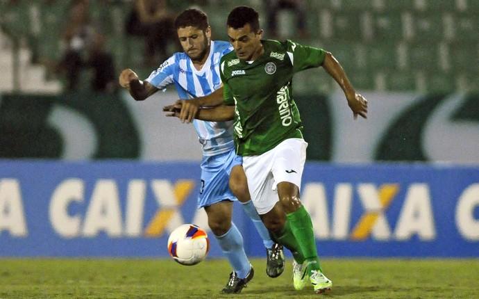 Empate diante do Londrina na última rodada teve sabor de vitória para o Guarani (Foto: Rodrigo Villalba)
