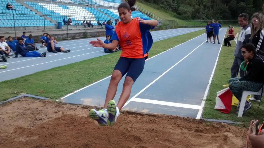 Na primeira edição, as provas de atletismo foram disputadas na pista da Faefid, na UFJF