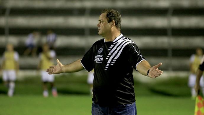 Vica está na sua segunda passagem pelo ASA (Foto: Ailton Cruz / Gazeta de Alagoas)