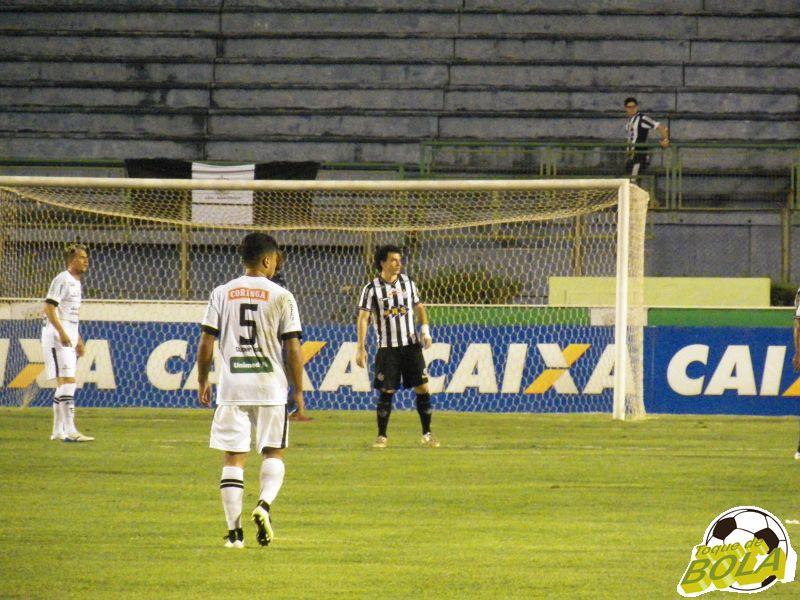 Zagueiro Sidimar ganhou espaço ao longo da fase classificatória da Série C e não saiu mais da equipe titular