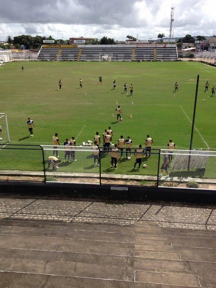 ASA está invicto no Estádio Coaracy da Mata Fonseca (Foto: Jânio Barbosa)