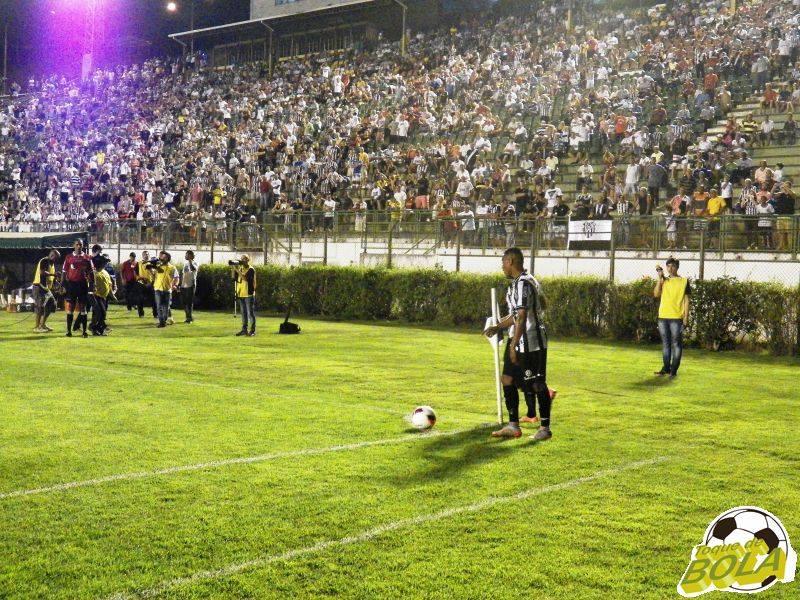 -  Ao todo, 3.851 torcedores presenciaram a vitória juiz-forana no Estádio Municipal