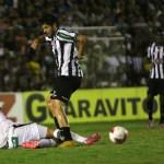 Marco Goiano ganhou vaga após partida contra Ceará e não saiu mais (Foto: Leonardo Costa/ tupifc.esp.b)