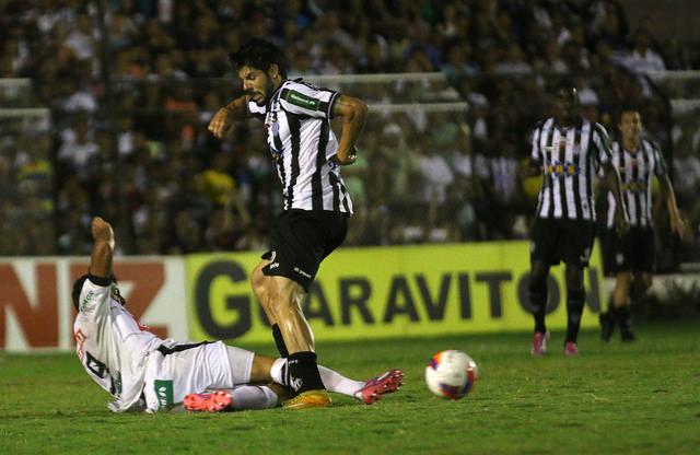 Marco Goiano ganhou vaga no setor de criação da equipe após partida com o Ceará e não saiu mais (Foto: lEonardo Costa / tupifc.esp.b)