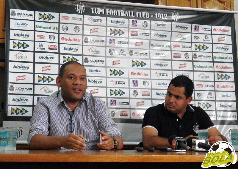 Tupi visita clubes de Série B e organiza fórum