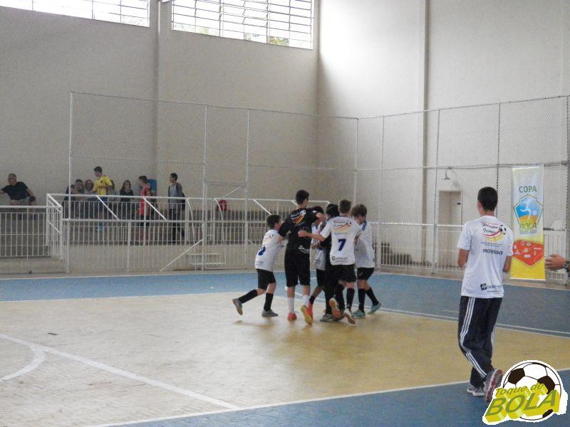 Jovens talentos jogaram e comemoraram muito pela Copa na AABB