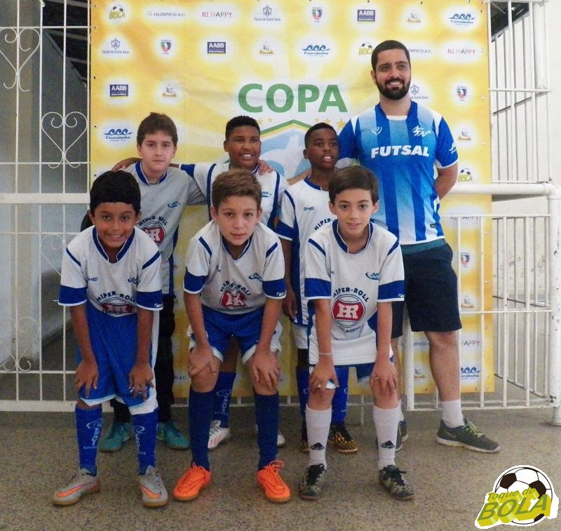 Talentos do Cascatinha Country Club sub-11