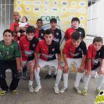 Campeões sub-13 do Mariano Procópio
