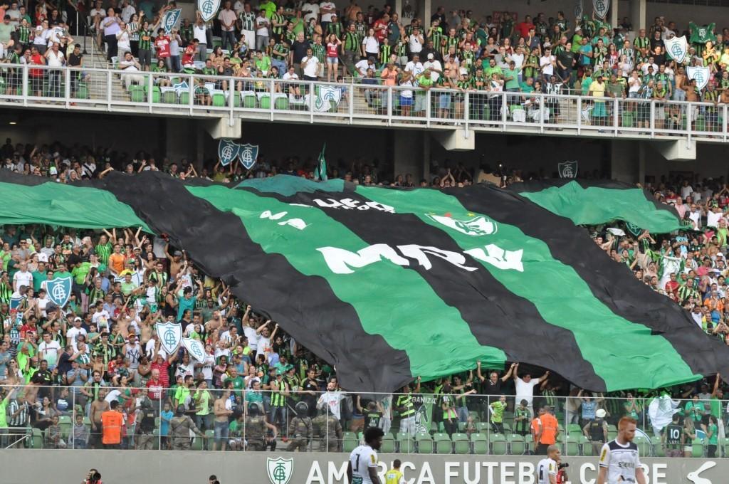 Estreia no Mineiro será dia 31 de janeiro na Arena Independência, às 19h30 (Foto: Carlos Cruz/Site oficial do América)