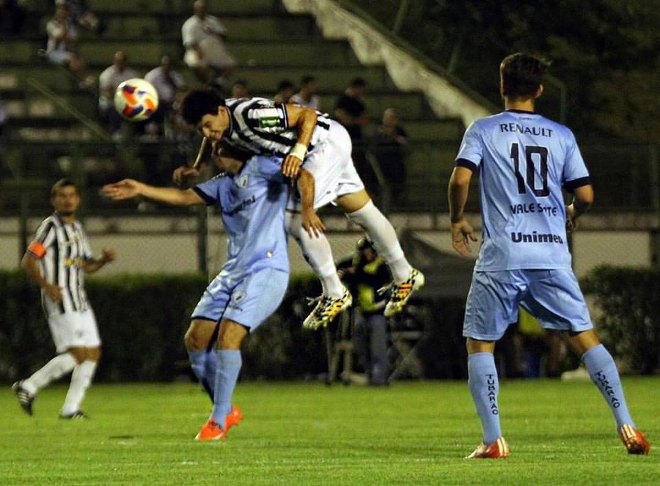 Sidimar em partida da Série C pelo Tupi (Foto: Felipe Couri / tupifc.esp.br)