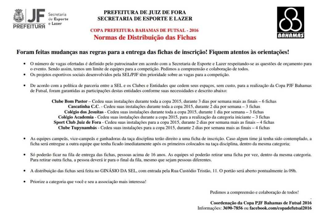 Boletim divulgado pela SEL