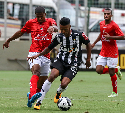 Boa Esporte sofreu 5 a 1 para o Atlético na Arena Independência (Foto: Bruno Cantini / Atlético)