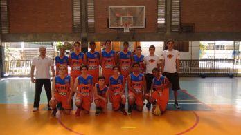 PBF participa da 10ª Copa Serrana nas categorias sub-14 e sub-16