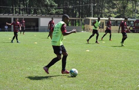 Tupi não tem descanso: Carijó treina em ritmo intenso, na expectativa da confrmação da tabela da Série B pela CBF