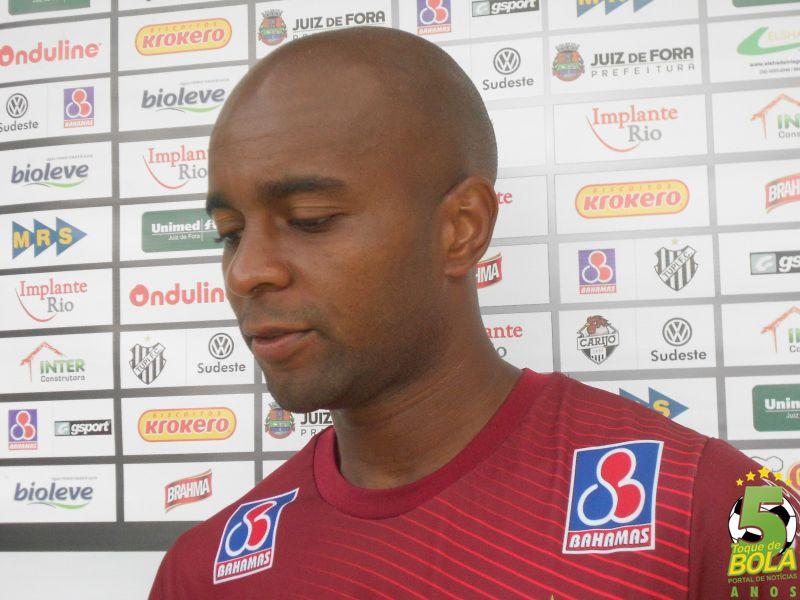 Rafael Jataí é o novo capitão do Tupi