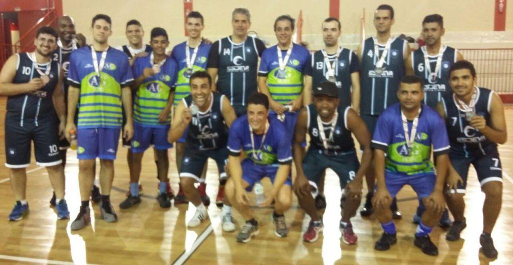 Esdeva e AG Plast fizeram a final do basquete masculino dos Jogos Sesi Juiz de Fora