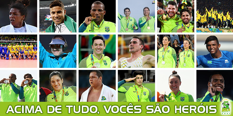 """""""Você não sabe o quanto eu caminhei pra chegar até aqui"""". Confira a trajetória dos medalhistas brasileiros"""