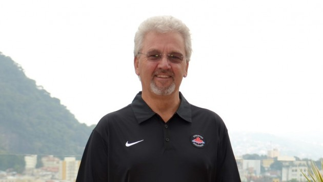 Coordenador-geral das delegações olímpicas e paralímpica do Canadá, Peter Eriksson (Foto: Twin Alvarenga/UFJF)