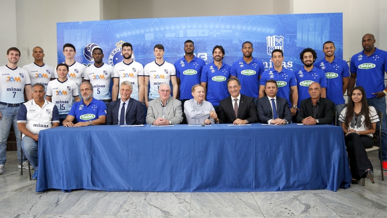 Próximo adversário do JF Vôlei, Minas será anfitrião do Mundial de Clubes junto com o Sada Cruzeiro