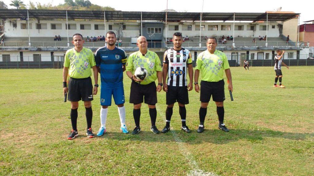 Tupi joga suas partidas pelo Torneio Regional no Estádio Salles Oliveira