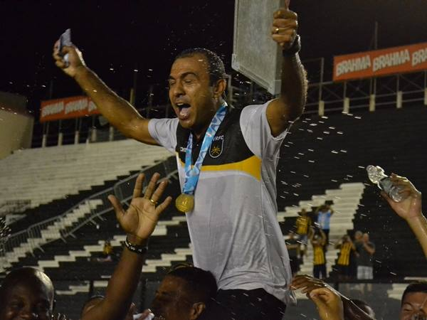 Felipe Surian busca segunda taça com o voltaço (Foto: Francis Melo Assessoria e Gestão Esportiva)