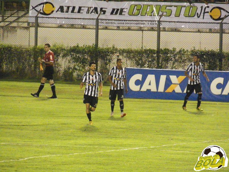 Além do gol em Arapiraca, Marco Goiano deu passes para os dois gols na vitória do jogo de ida, em Juiz de Fora