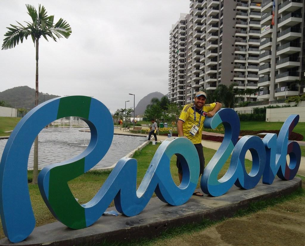 A Vila Paralímpica ensinou coisas além do esporte (Foto: Acervo pessoal)