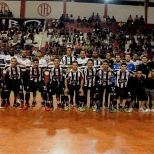 Time de futsal do Tupi conquistou o segundo lugar no Campeonato Mineiro do Interior, realizado em Juiz de Fora