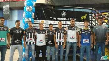 """Tupi revela que pode acertar com patrocinador """"forte em potencial"""". Veja fotos"""