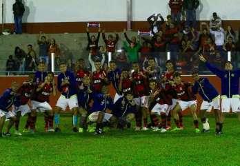 Taça BH: Flamengo x Palmeiras e Atlético x São Paulo nas semifinais