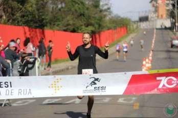 Corrida de Rua 70 anos do Sesi: resultados, entrevistas e galeria de fotos