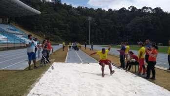 Semana Paralímpica: veja como foram atletismo e natação