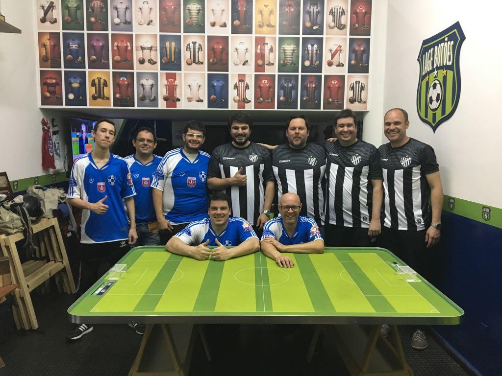 Juiz de Fora sedia 4º Campeonato Mineiro de Futebol de Mesa Dadinho