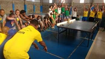 Semana Paralímpica: momentos especiais