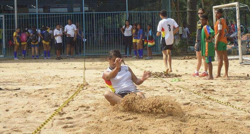 Estudantes de escolas rurais participam de evento esportivo em Juiz de Fora