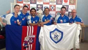 São Carlos Futrica comemora tricampeonato mineiro de Futebol de Mesa Dadinho 614201113eb48