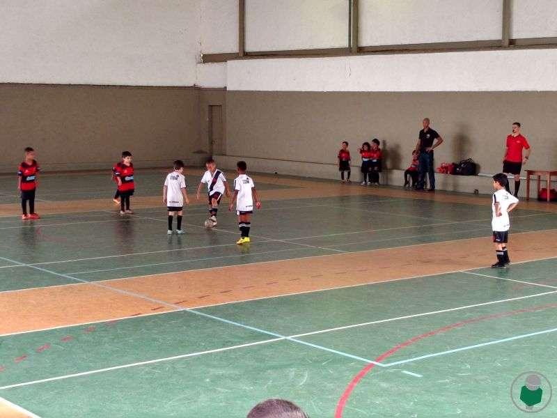 """5ª Copa Toque de Bola de Futsal: """"clássicos"""" esquentam a competição. Veja fotos"""