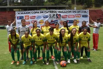 Lima Duarte: vice-campeã Copa Prefeitura Bahamas de Futebol Amador 2017