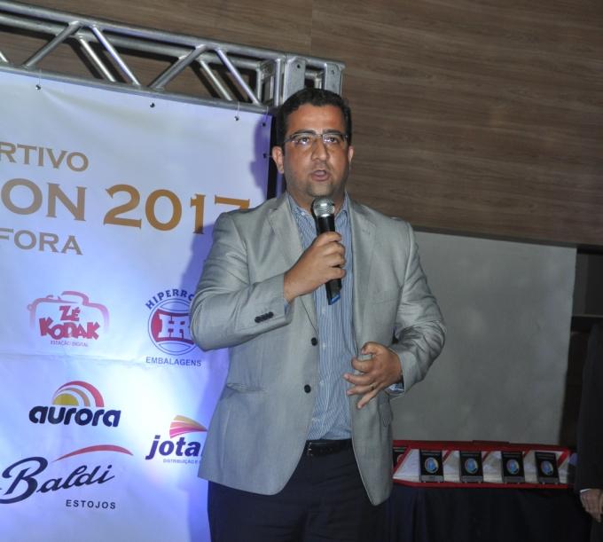 Wadson Ribeiro, Secretário Extraordinário de Desenvolvimento Integrado e Fóruns Regionais (Seedif), representou o Governo de Minas na solenidade
