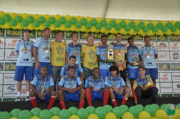 Vice-campeão sub-17: CF Zico